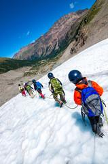 mountaineering school for children