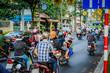 Verkehr Saigon Vietnam - 72608626