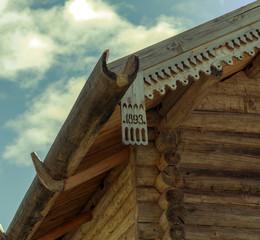 Russian Village attractions in Verkhniye Mandrogi