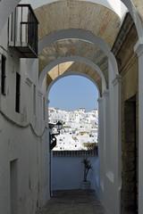 Archway Vejer De La Fronterra Cadiz Spain