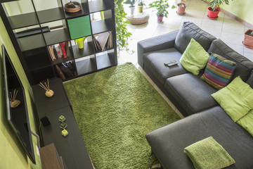 salotto verde
