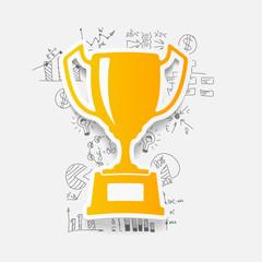 Drawing business formulas: winner