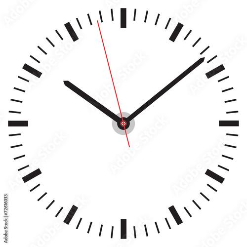 clock face - 72616033