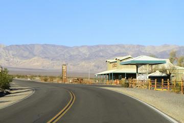 station essence, Death Valley