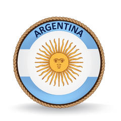 Argentina Seal