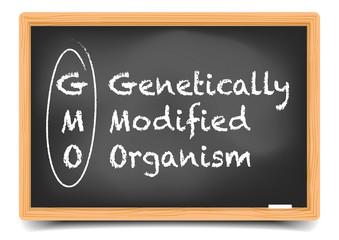 Blackboard GMO