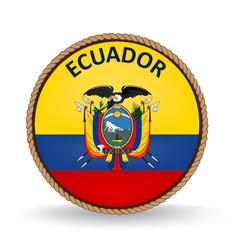 Ecuador Seal