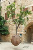 Fototapety Typical alley in Jaffa, Tel Aviv - Israel