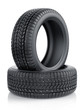 Winter tyres with metal spikes
