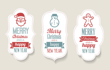 Christmas Labels - Decorations