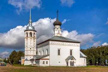 Suzdal. Church of the Resurrection
