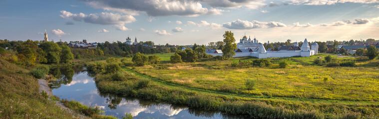 Intercession (Pokrovsky) Monastery in Suzdal. Russia