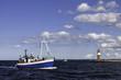 Fischkutter auf der Ostsee - 72624246