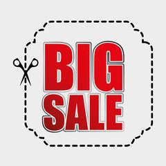 big sale design