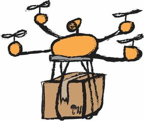 doodle Quadrocopter