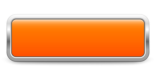 orange metallic button template