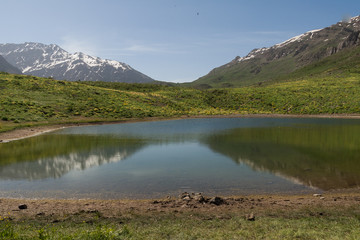 Zagros-Gebirge