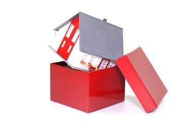 Haus oder Grundstück als Geschenk Bausparvertrag
