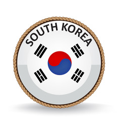 South Korea Seal