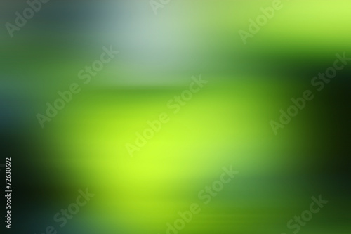 green abstract background blur motion - 72630692