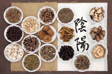Yin and Yang Herbs