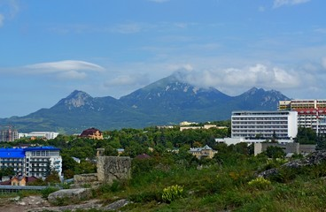 Город Пятигорск