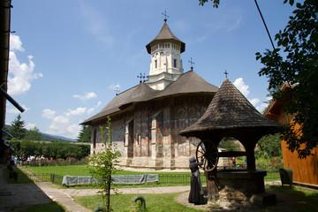 Monasteries of Moldavia: Moldovita