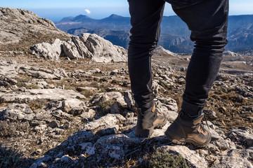 Sardegna, Trekking in Supramonte