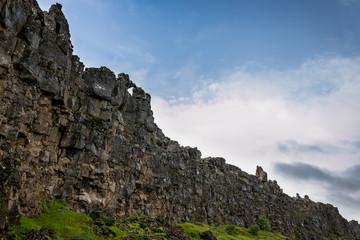 Faille Dorsale atlantique thingvellir Þingvellir