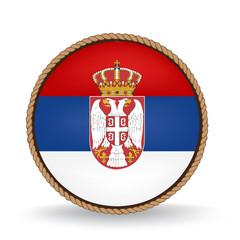 Serbia Seal