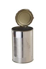 開く空き缶
