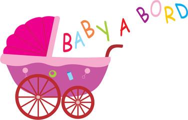 BABY A BORD