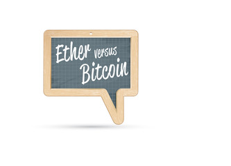 ether contre bitcoin