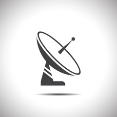 satellite antenna icon