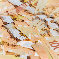 Canadian banknotes
