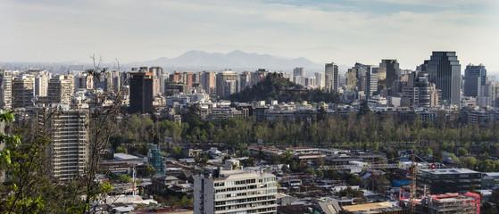 panorama santiago 90