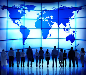 Global Business People Corporate Concepts
