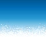 Fototapety Vector winter background