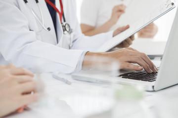 Patients undergoing diagnostic