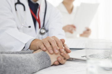 Physician to notify the patient