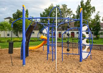 Funny children playground