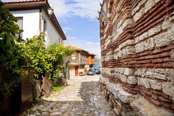 Nessebar town in Bulgaria