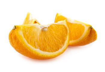 orange fruit segments