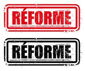 réforme - réforme fiscal, de l'éducation