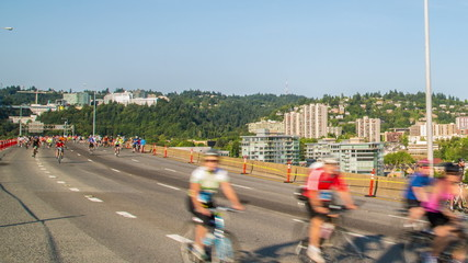 Portland Bridge Pedal Marquam 707