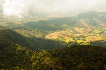nature mountain  chiangmai  thailand
