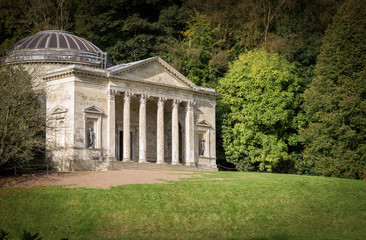 The Parthenon, Stourhead, Wiltshire, UK