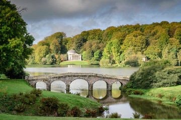 Stourhead, Wiltshire, UK