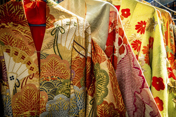Traditional Japanese clothing