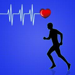 Electronic cardiogram